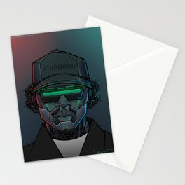 Robot Rappers - Eazy Stationery Cards