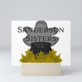 Sanderson Sisters Brewing Co. Mini Art Print