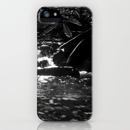 Shadow of The Mountain iPhone Case