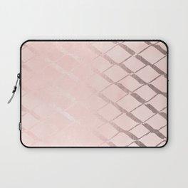 Rosegold Ribbon Laptop Sleeve