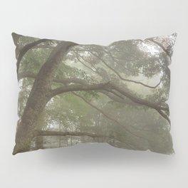Misty Forest Branchscape Pillow Sham