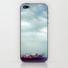 Casino Pier iPhone & iPod Skin