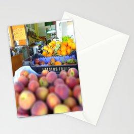Fresh Fruit Stationery Cards