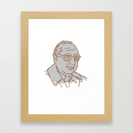 I'm All About That Bass Framed Art Print