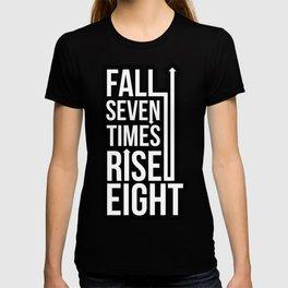 Rise (Black) T-shirt