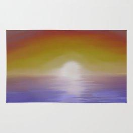 Sunset dream Rug