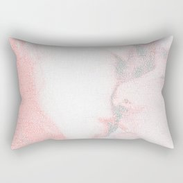 Eternal Sunshine Script Print Rectangular Pillow