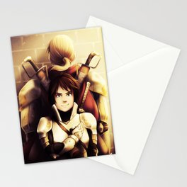 Serai - Father and Son Stationery Cards