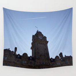 Hotel Edinburgh off Princes Street Wall Tapestry