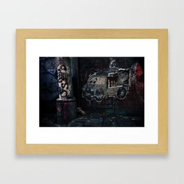 Art & Filth Framed Art Print