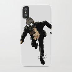 Always Tired/Never Tiring iPhone X Slim Case