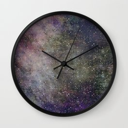 One Big Family Wall Clock