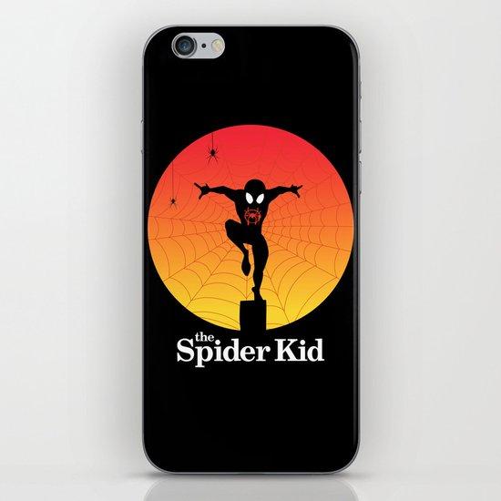 The Spider Kid by vitaliy_klimenko
