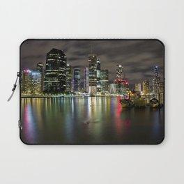 Brisbane by night Laptop Sleeve