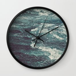 River Water Wall Clock