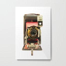 A Kodak Moment Metal Print