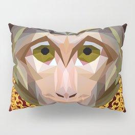 The King of Monkeys Pillow Sham