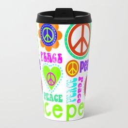 Peace sister Travel Mug