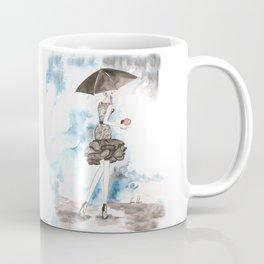 Rainy Coffee Mug