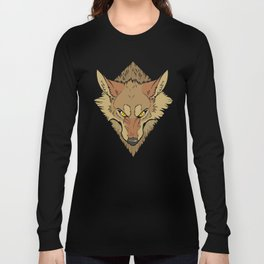 Scrappy (Color) Long Sleeve T-shirt