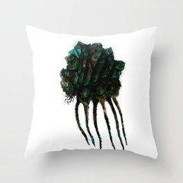 Nightmare n°4 Throw Pillow