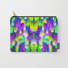 Colorful digital art splashing G392 Carry-All Pouch