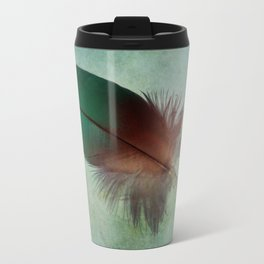 A Gift from a Parrot Travel Mug