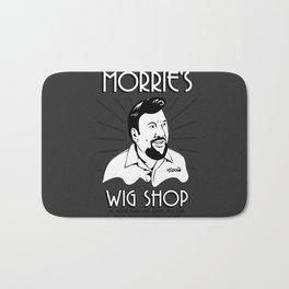 Goodfellas, Morrie's Wigs Shop Sign  Bath Mat