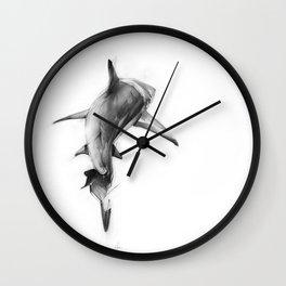 Shark II Wall Clock
