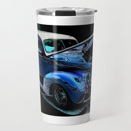 1939 Ford Coupe By Annie Zeno Travel Mug