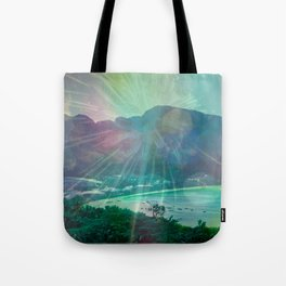 STAY FOREVER BAY Tote Bag