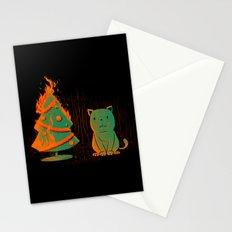 Xmas Miracle Stationery Cards