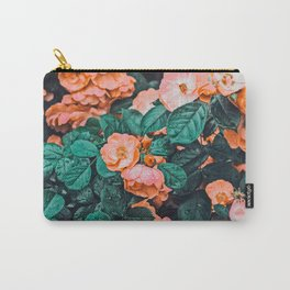 Vintage Blossom || #photography #nature #digitalart Carry-All Pouch