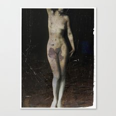 nude... Canvas Print