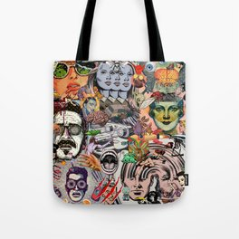 The Sun is Gone Tote Bag