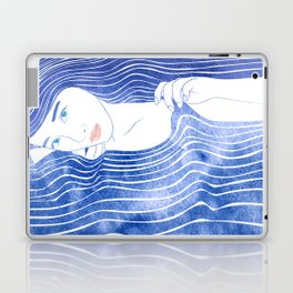 Water Nymph LXVI Laptop & iPad Skin