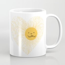 You are the Sunshine of my heart Coffee Mug