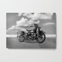 Harley 1940 Metal Print