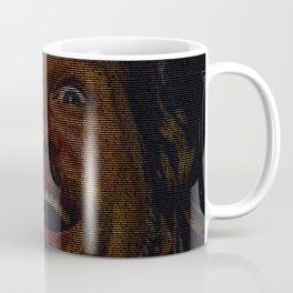 The Dude (Lebowski Screenplay print) Coffee Mug