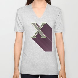 The 'X'-ray Unisex V-Neck