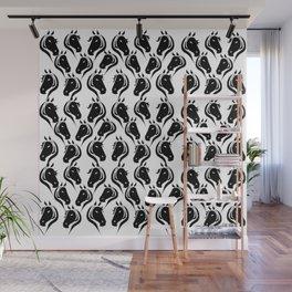 """Horsehead Pattern"" Wall Mural"