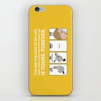 himym iPhone & iPod Skins featuring HIMYM by Aldo Cervantes Saldaña