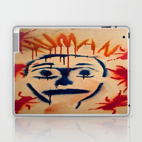 Humans and nature  Laptop & iPad Skin