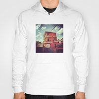 mexico Hoodies featuring Mexico by wendygray