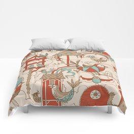 Birdhouse Comforters