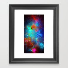 Everything is nothing 29 (therefore it was beautiful) Framed Art Print