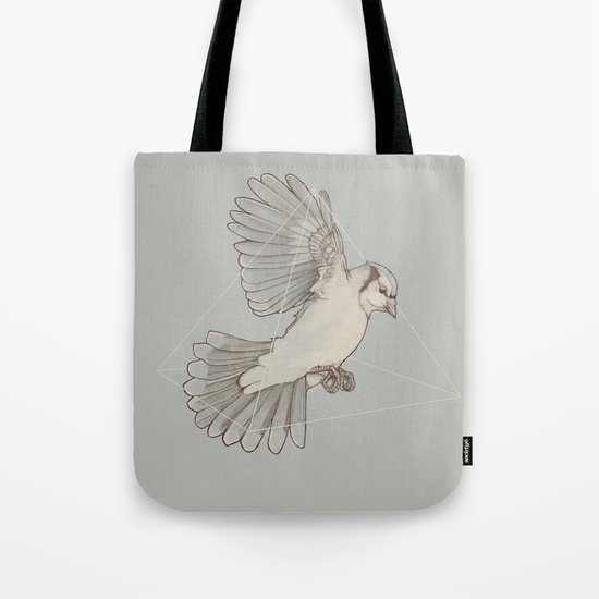 Dynamics of Flight Tote Bag