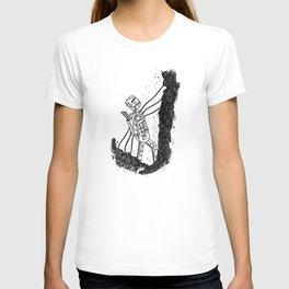 robot showbot T-shirt