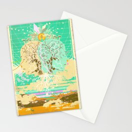 AI MERGE Stationery Cards