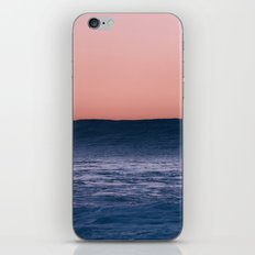 Dark Wave iPhone Skin
